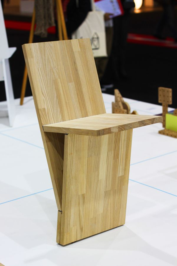 Designing And Building A Rocking Wing Chair