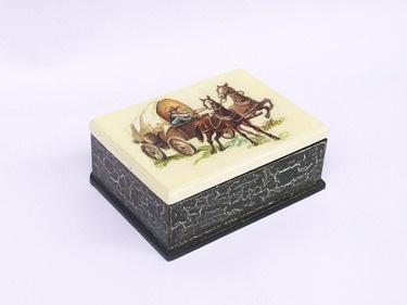 "Jewellery box ""The vehicle"""