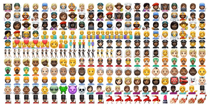 WhatsApp's new universal emoji set looks very familiar