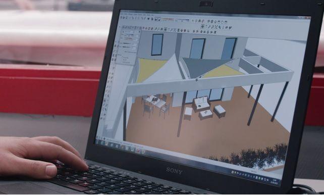 Pour élaborer un projet qui correspond parfaitement à vos attentes, nous vous proposons de le visualiser tout au long de sa construction, grâce à une étude informatique en 3D.  Toute l'équipe des Ateliers Ragot est à votre écoute.