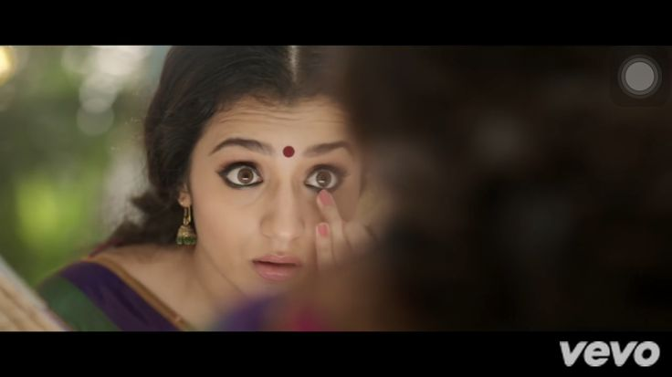 Makeup goals, Trisha from Yennai Arindhaal