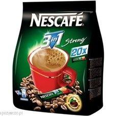 nescafe 3w1 20x18g Wszystkie kawy można kupić w naszym sklepie internetowym: http://www.spozywczo.pl/hurtownia-kawy-herbaty