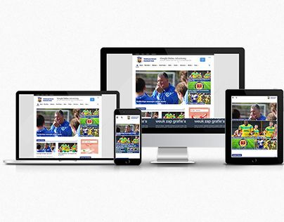 "Check out new work on my @Behance portfolio: ""Waltham Forest FC website redesign"" http://on.be.net/1Sh0Un1"