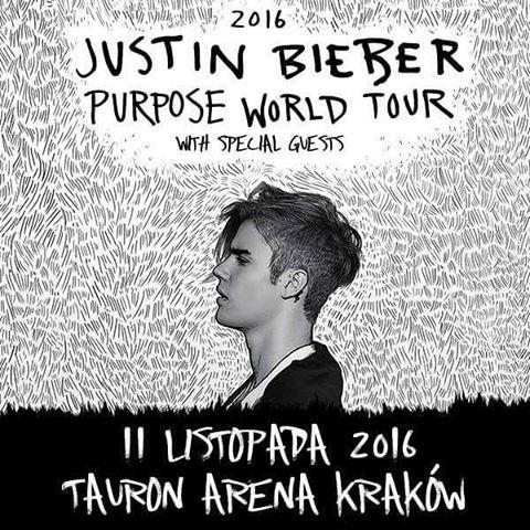 #JustinBieber w Polsce! Bądźcie na bieżąco dzięki śledzeniu naszego profilu #instagram! #beliebers