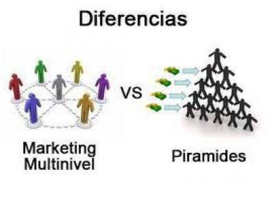 Diferencias entre un sistema Multinivel y un sistema Piramidal
