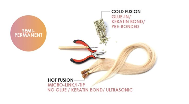 Choosing hair extension methods can be overwhelming, since are so many options available. HEM provides the info you need to select the best method for you.