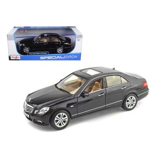 Awesome Mercedes: 2009 2010 Mercedes E Class E350 Black 1/18 Diecast Model Car by Maisto...  Products