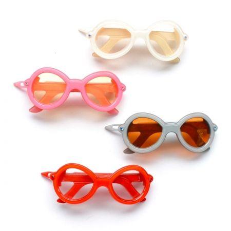 hello shiso - acrylic sunglasses clip