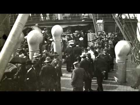 Australian Migration (1901-1945): The Federation Years - YouTube