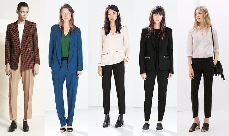 Женский сайт о красоте и моде | Мужские вещи в женском гардеробе: как носить