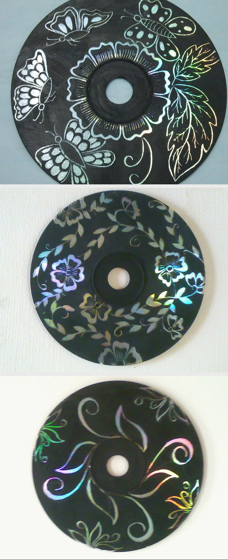 A Fun Project To Do With All Those Old CDs You No Longer Use.