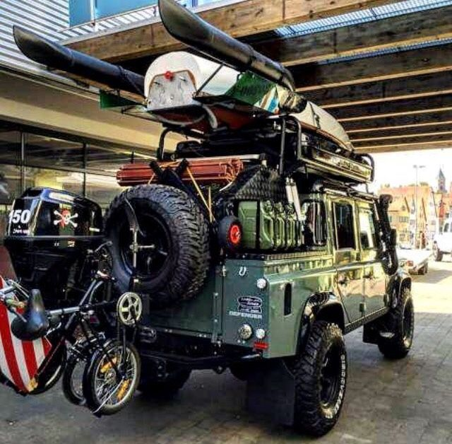 Land Rover (Series & Defenders) and more stuff I like...