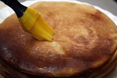 Вкусные тонкие блины на простокваше рецепт с фото, как приготовить.