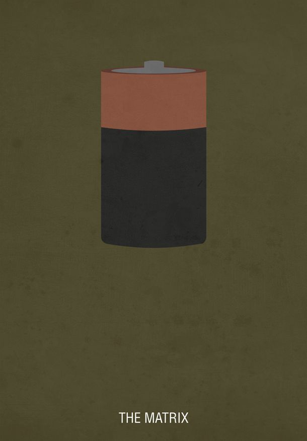 Best Minimalist Movie TV Posters Images On Pinterest - Popular movie posters get redesigned with a beautifully minimal twist