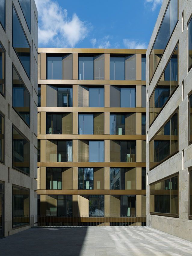 Europaallee 21 freisch tzgasse house david chipperfield for Chipperfield arquitecto