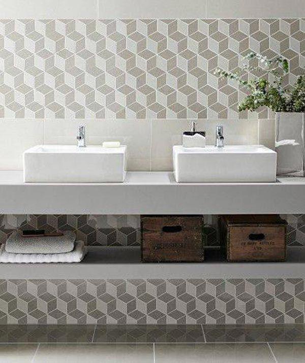 ms de ideas increbles sobre azulejos geomtricos en pinterest azulejos de la pared baldosa y ideas para el aseo