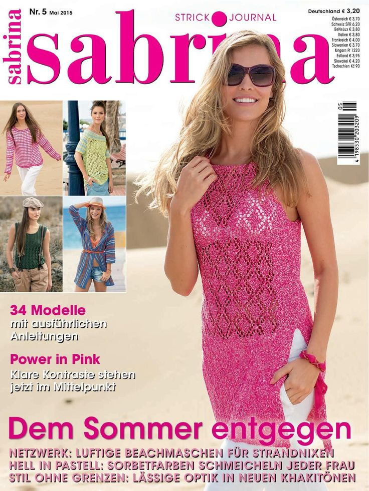 Sabrina 2015 May