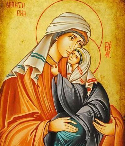 Rugăciunea Sfintei Ana, pentru cei care nu pot avea copii | La Taifas