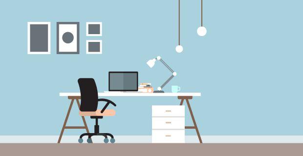 Tuore tutkimus: tyytyväisyys työtilaan vähentää stressiä