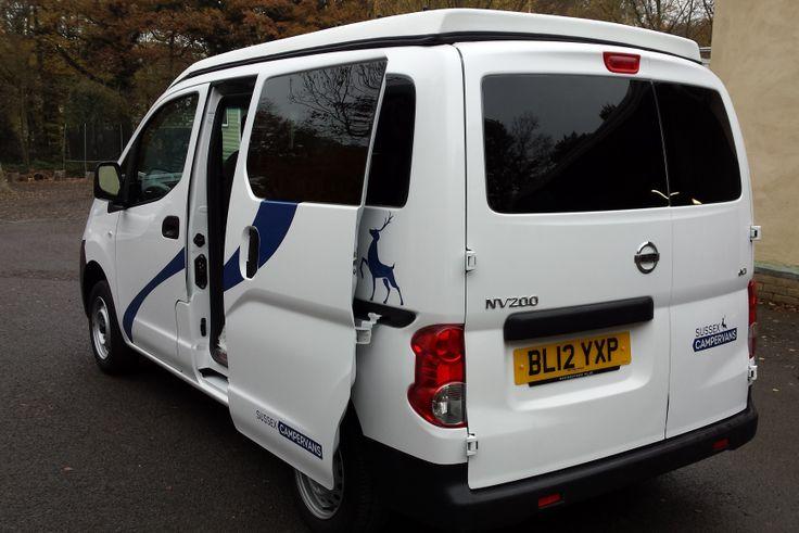 Our Popular Nv200 Camper Van Conversion Nv200 Camper Van