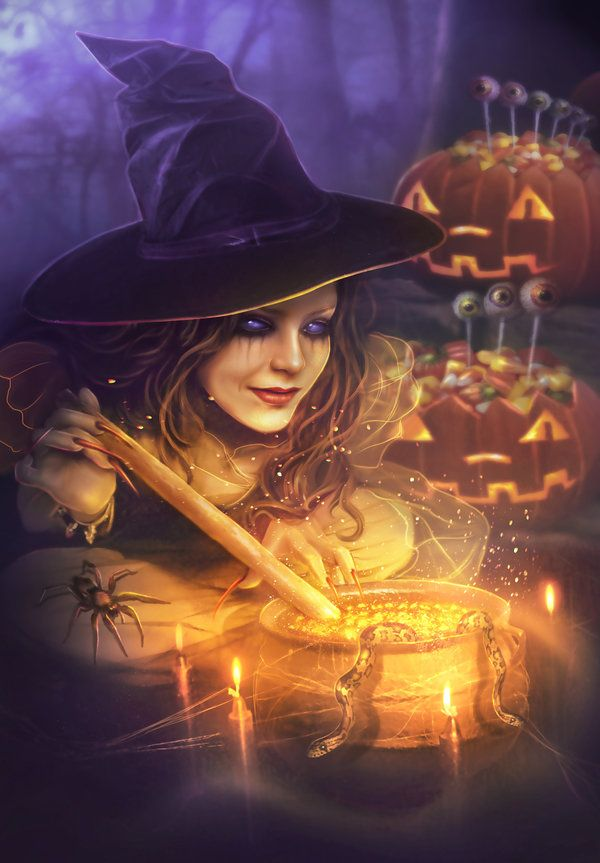 Magick Wicca Witch Witchcraft: #Witch, by Blavatskaya.:
