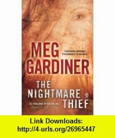 10 best textbooks illustrated by dennis tasa images on pinterest the nightmare thief meg gardiner 9780451235961 fandeluxe Images