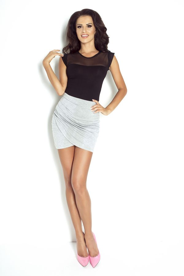 IVON Kopertowa spódnica model sp51 ivon-sklep.pl  #envelopeskirt #zakładana #skirt #fashion #shoponline #zakupyonline
