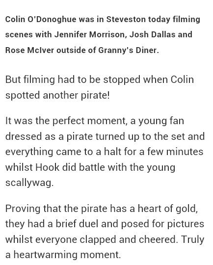 This is one of the many reasons I love Colin as a actor