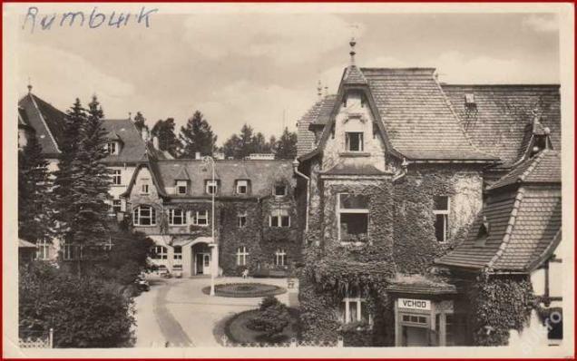 Rumburk * Sanatorium Podhájí * Děčín *