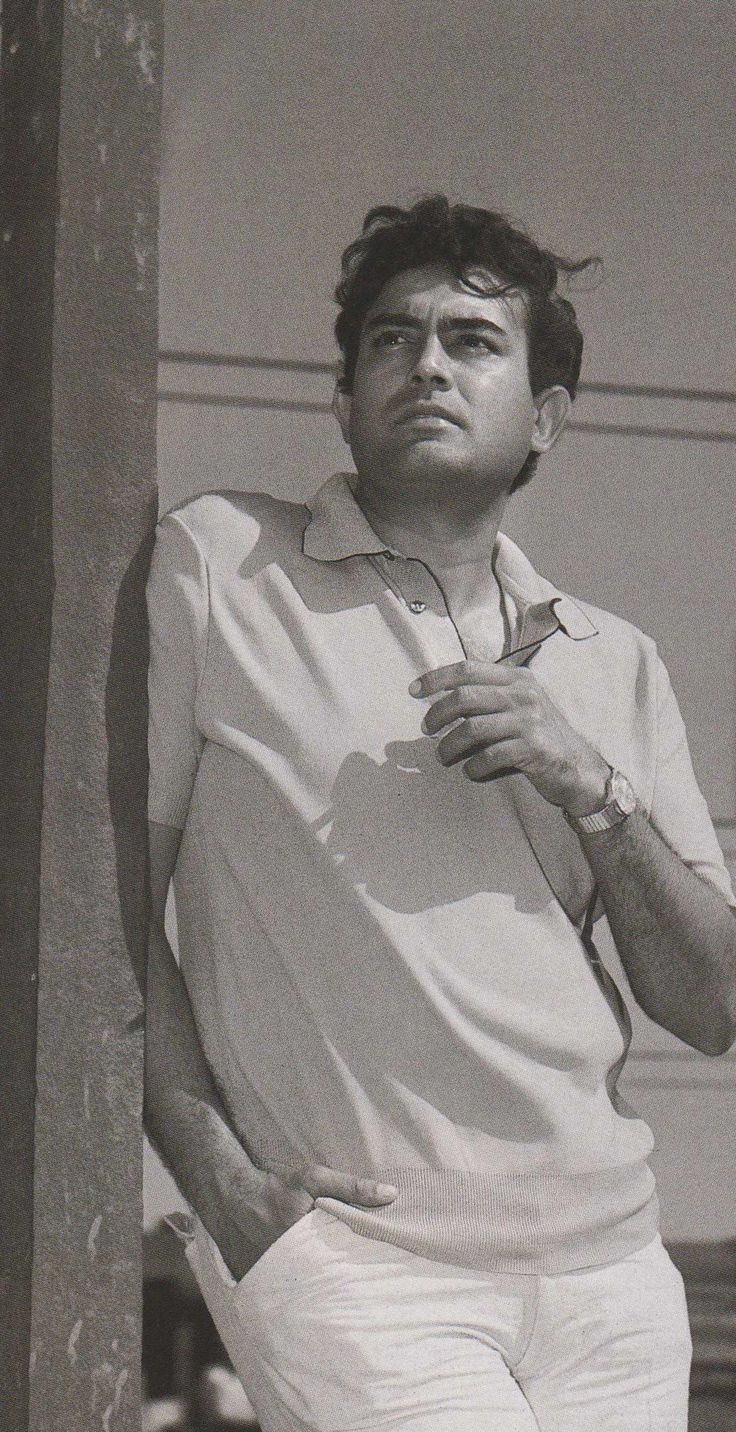 LOVE this photo! Sanjeev looks so beautiful and soulful...