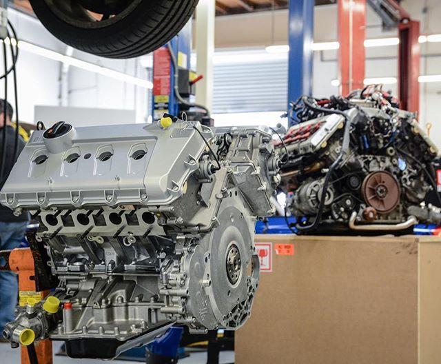 Motor Mount, Density Line, B6/B7 Audi S4/RS4 V8 & C5 Audi A6