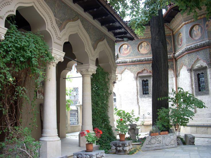 Stavropoleos Monastery, Bucharest