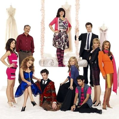 I watched all of Ugly Betty in two weeks this summer.