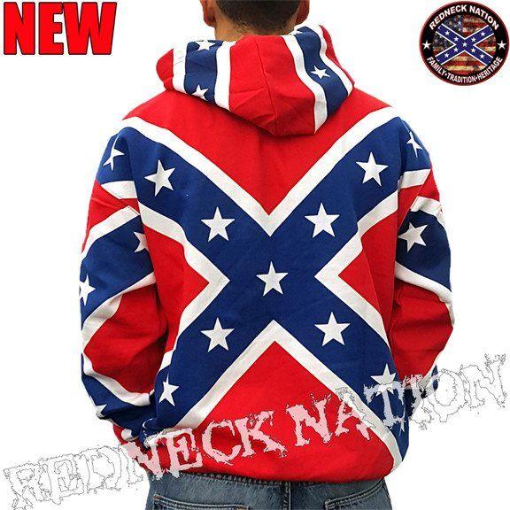 ec392d5a82c2 Confederate Hoodie
