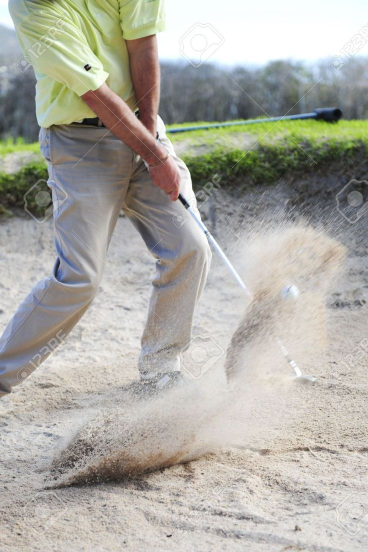 Here are 5 tip on hitting bunker shots