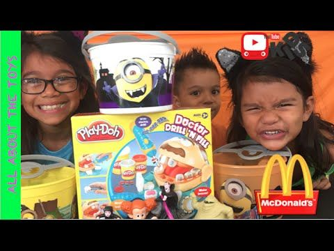 McDonald's Happy Meal Toys Hotel Transylvania 2 - Juguetes de McDonald's