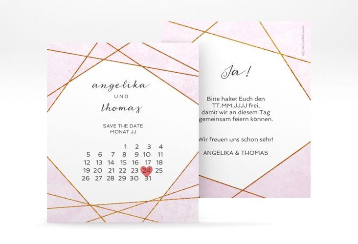 Die Save The Date Karte Als Kalenderblatt Findet Ihr Jetzt Auch Bei Der Kollektion Asymmetry Auf Der Kar Karte Hochzeit Save The Date Karten Hochzeitskarten