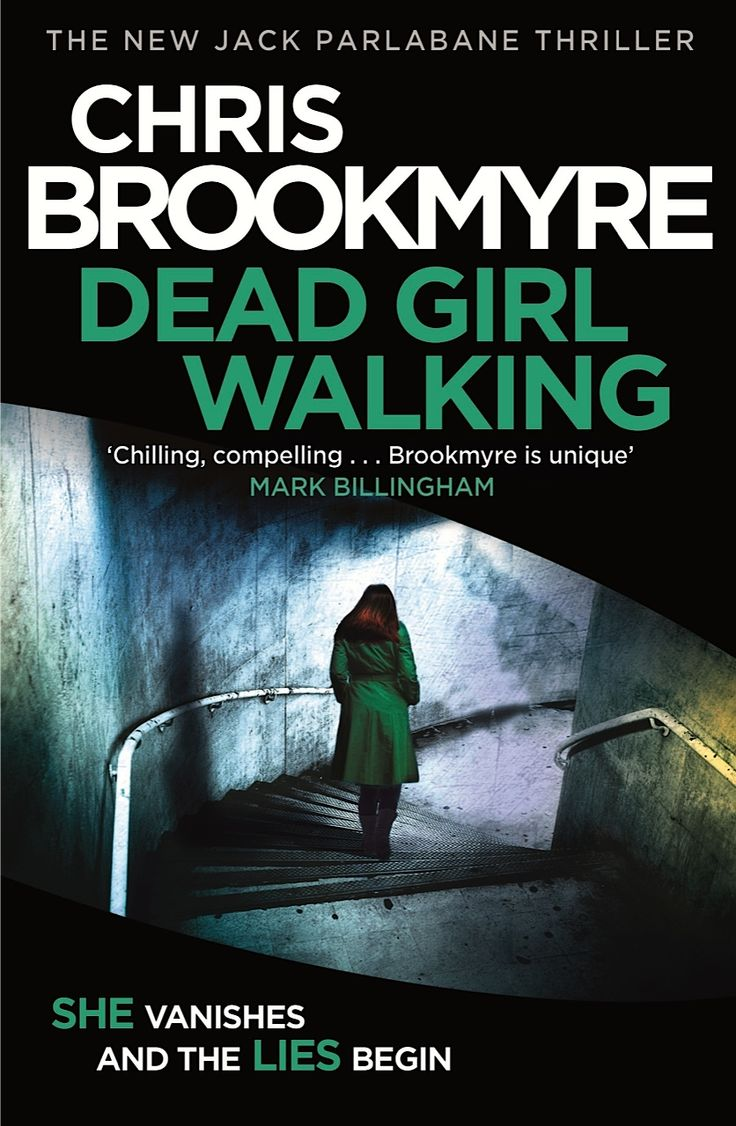 Christopher Brookmyre will be joining us to discuss his latest novel, Dead Girl Walking. Published just a couple of weeks ago, #WinterWords2015 will be the first opportunity for in depth conversations with the award winning author! We can't wait!