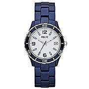 Blue Relic Watch $60