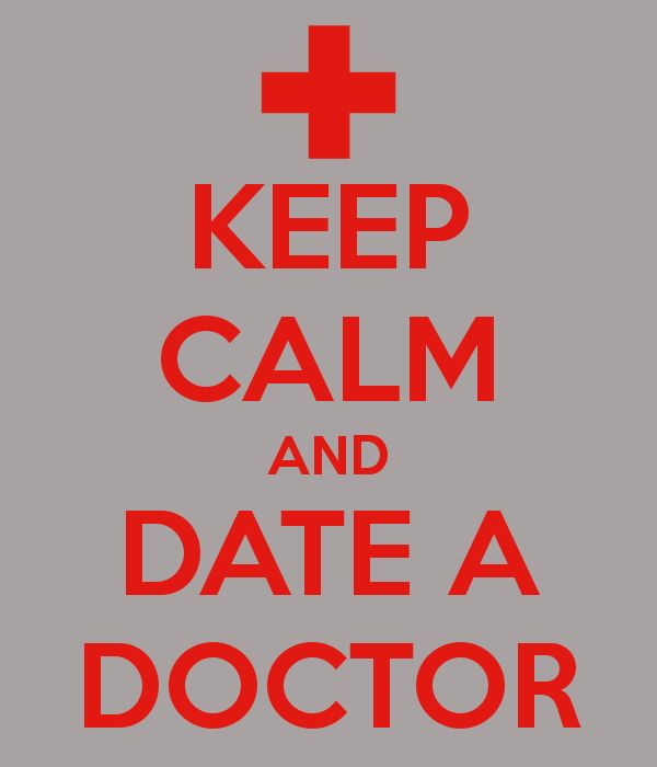dating a doctor quotes