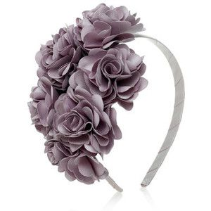 Silky Carnation Bouquet Alice Band