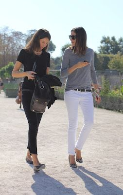 A Mini-Saia Jeans, White Skinny, Jeans Grey, Whitejeans, Black Belt, Everyday Style, White Pants, Black Jeans, White Jeans