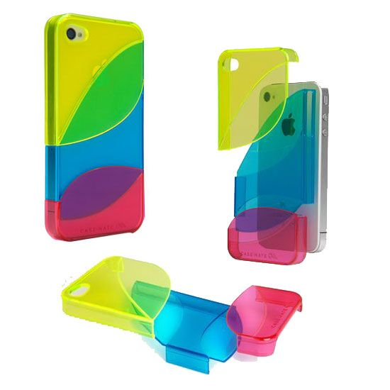 Brighten Up Your iPhone 4 With Case-Mate's Colorways Case