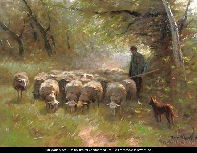 Grazing Sheep Paintings - Bing Images