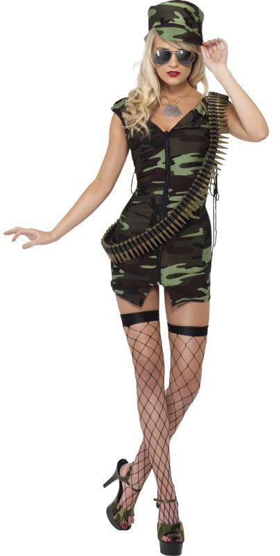 Déguisement militaire sexy femme : Deguise-toi, achat de Deguisements adultes