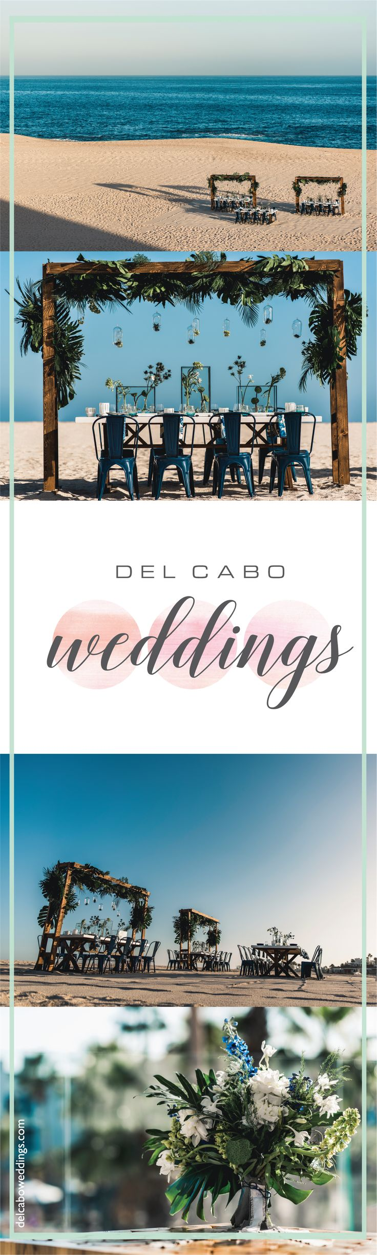 Del Cabo Weddings, the best destination wedding firm in Cabo! Click on the photo and learn more about our services!