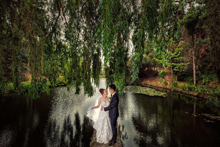 Lake. #GlenEwinEstate #Weddings #bridal #adelaidehills #photos