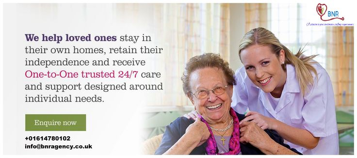 We help loved ones stay in their homes, retain their independence and receive One-to-One trusted 24/7 care and support designed around individual needs. BNR Agency provides 24/7 live-in-care services. Contact Us Call : +01614780102   #health   #healthcare  #liveInCare #nursing #care #manchester