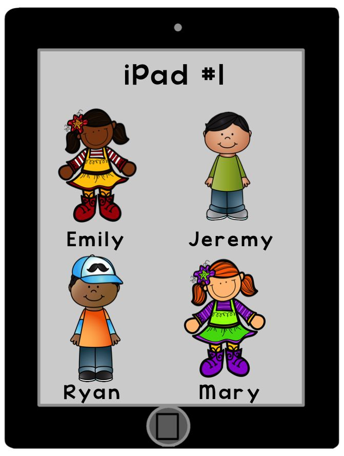 What I Learned in Vegas Part 2: How to use iPads in Kindergarten- the Setup and maintenance