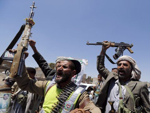 Houthi Rebels, An Iranian-Backed Militant Group Is Dismantling The Government Of Yemen ~ In a now drearily familiar turn of events, the government of a populous and strategically vital Middle Eastern country is eroding into irrelevance...
